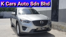 2017 MAZDA CX-5 SKYACTIV 2.0L HIGH SUV 2WD Facelift (CKD) Original Mileage Full Service History By Mazda Original Paint Keep Like Showroom Car Condition Worth Buy