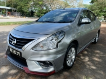2016 NISSAN ALMERA 1.5 VL Facelift (A) 2016 Full Service Record 1 Lady Owner Only TipTop Condition View to Confirm