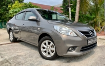 2012 NISSAN ALMERA 1.5 V (Auto) Super Promotion Now !!!