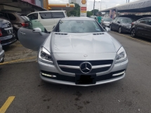 2012 MERCEDES-BENZ SLK 1.8 CGI JAPAN (A) BEST DEAL