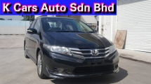 2013 HONDA CITY 1.5 E Spec i-VTEC Facelift (Paddle Shift) Original Mileage Original Paint Never Accident Before Modulo Bodykit Worth Buy