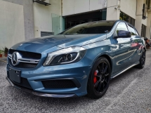 2015 MERCEDES-BENZ A-CLASS A45 AMG Edition 1 Panoramic Roof Radar Unreg Sale Offer