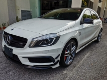 2015 MERCEDES-BENZ A45 AMG Panoramic Roof Radar Keyless Unreg Sale Offer
