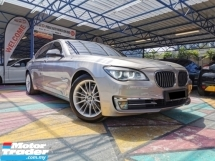 2014 BMW 7 SERIES 3.0 FACELIFT SROOF PwBOOT VACUUM WARRNTY