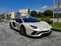 2017 LAMBORGHINI AVENTADOR S LP740* EXCELLENT CONDITION* GENUINE MILEAGE MCLAREN HURACAN LP650 SV PERFORMANTE 488