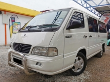 2001 MERCEDES-BENZ OTHER Mercedes Benz MB140 2.9 D W/VAN VITO 14SEAT WRRTY