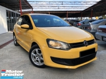2012 VOLKSWAGEN POLO 1.2 TSI HIGH SPEC TURBO ENGINE TIPTOP LIKE NEW