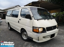 2001 TOYOTA HIACE 2.5 Diesel 14Seat Good Condition