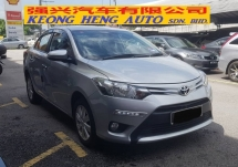 2017 TOYOTA VIOS 1.5E (AT)