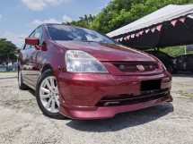 2005 HONDA STREAM 2.0 1 OWNER FULL SPEC SUPER PROMO