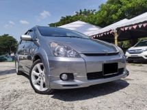 2005 TOYOTA WISH 2.0 1 OWNER 7 SEATER FULL SPEC TIP TOP CONDITION