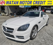2015 MERCEDES-BENZ SLK 200 AMG 1.8 Unregister 1 YEAR WARRANTY