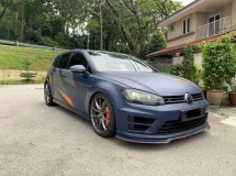 2014 VOLKSWAGEN GOLF R 2.0 Stage 3