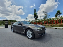 2011 BMW 5 SERIES 523I 2 Digit number 1 owner