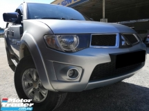 2011 MITSUBISHI TRITON Mitsubishi Triton 2.5 TURBO (MT) 4X4 TURBO TIP-TOP CONDITION