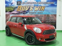 2015 MINI Cooper  1.6 CROSSOVER MANUAL 5 YRS WTY JAPAN UNREGISTERED BUY & WIN PROMO
