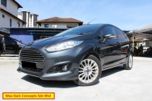2013 FORD FIESTA 1.5 (A) Sports Hatchback (Ori Year 2013)(Full Service Reord)(1 Owner)