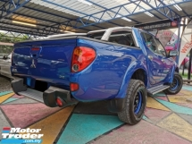 2010 MITSUBISHI TRITON Mitsubishi TRITON 2.5 D TURBO (A) 4WD TIPTOP CONDITION WARRANTY