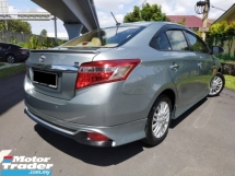 2016 TOYOTA VIOS 1.5G (AT) PREMIUM TRD HIGH SPEC ONE OWNER LOW MILEAGE TIPTOP LIKE NEW CAR CONDITION