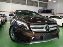 2015 MERCEDES-BENZ GLA 250 AMG 4-MATIC AT 5 YEARS WTY JAPAN UNREGISTERED BUY & WIN PROMO