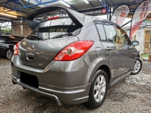 2013 NISSAN LATIO Nissan LATIO 1.8 (A) SPORT ST-L IMPUL BODYKIT FACELIFT WARRANTY