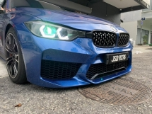 bmw f30 3series convert g30 front bumper bodykit material pp taiwan Exterior & Body Parts > Car body kits