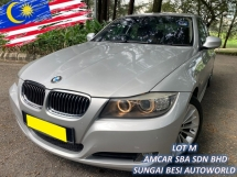 2010 BMW 3 SERIES 323I (CKD) 2.5 NEW FACELIFT (A) SPORT LOCAL 1 OWNER