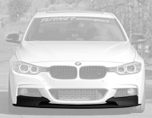 BMW 3SERIES F30 MSPORT MPERFORMANCE FRONT LIP MATERIAL ABS  Exterior & Body Parts > Car body kits