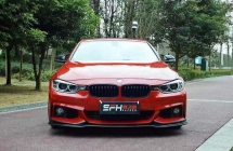 BMW F30 3SERIES M4 V2 FRONT BUMPER MATERIAL PP TAIWAN BODYKIT Exterior & Body Parts > Car body kits