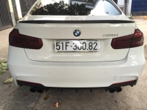 bmw f30 3series msport mperformance carbon spoiler cf bodykit Exterior & Body Parts > Car body kits