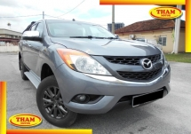 2015 MAZDA BT-50 2.2 (A)  GOOD CONDITION LOW MLEAGE LIKE NEW ACCIDENT FREE AND 1 CAREFUL OWNER