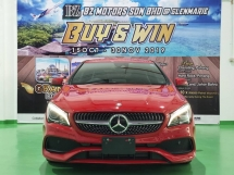 2016 MERCEDES-BENZ CLA 180 AMG AT JAPAN UNREGISTERED 5 YRS WARRANTY BUY & WIN PROMO