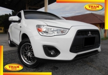 2015 MITSUBISHI ASX 2.0L GOOD CONDITION LOW MLEAGE LIKE NEW ACCIDENT FREE AND 1 CAREFUL OWNER