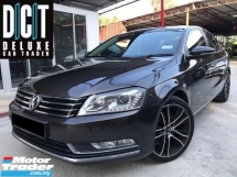 2014 VOLKSWAGEN PASSAT 1.8T SPORTY PLUS LIMITED EDITION  MODEL ORIGINAL SUNROOF TIP TOP CONDITION MALAYSIA ONLY 500 UNIT