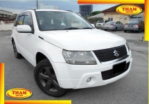 2011 SUZUKI GRAND VITARA 2.0 AT GOOD CONDITION LOW MLEAGE LIKE NEW ACCIDENT FREE AND 1 CAREFUL OWNER