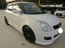 2011 SUZUKI SWIFT 1.5 (A) Keyless One Owner Full Bodykit Keyless 100% Accident Free High Loan Tip Top Condition Must View