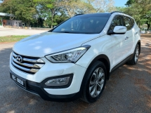 2015 HYUNDAI SANTA FE 2.2 (A) CRDi Turbo 2015 Premium 1 Owner Only Panoramic Sunroof TipTop Condition View to Confirm