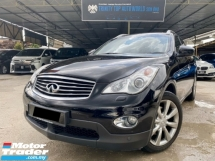 2012 INFINITI EX EX25 2.5 V6 - LIKE NEW - 2 DIGIT PLATE NUM - 7 SPEED - AWD SYSTEM - HIGH END NISSAN - END YEAR SALE