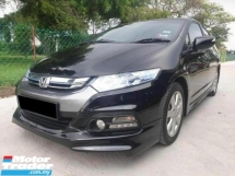 2012 HONDA INSIGHT HYBRID INSIGHT 1.3 (HYBRID) FULL SERVICE RECORD,WITH MODULO BODYKITS,1 CAREFUL OWNER,CHEAPEST IN TOWN
