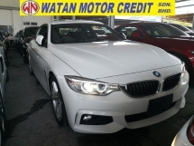 2015 BMW 4 SERIES 420i M SPORT COUPE INC SST JAPAN UNREG