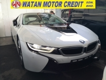 2016 BMW I8 1.5 PLUG IN HYBRID COUPE INC SST HUD 360 CAM UK UNREG