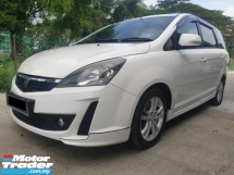 2014 PROTON EXORA 1.6 B-LINE PREMIUM MPV TIP TOP CONDITION