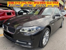 2014 BMW 5 SERIES 520I CKD 77K KM FS Facelift