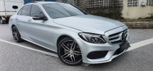 2014 MERCEDES-BENZ C-CLASS Mercedes Benz C200 AMG 2.0CBU Limiter Edition