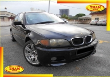 2002 BMW 3 SERIES 318I M-SPORT GOOD CONDITION LIKE NEW ACCODENT FREE AND 1 CAREFUL OWNER