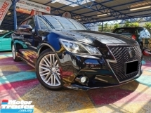 2013 TOYOTA CROWN Toyota CROWN GS250 2.5 ATHLETE S VIP LUXURY WRRTY