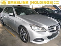 2014 MERCEDES-BENZ E-CLASS 250 2.0 AVT UK SPEC ELECTRIC LEATHER SEATS 17 SPORT RIM AUTO CRUISE FREE WARRANTY