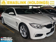 2015 BMW 4 SERIES 2.0 COUPE M SPORT PADDLE SHIFT SPORT MODE LANE ASSIST SENSOR REVERSE CAMERA FREE WARRANTY