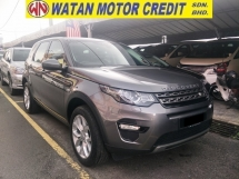 2015 LAND ROVER DISCOVERY SPORT SE4 UNDER WARRANTY TILL 2021 FULL SERVICE RECORD
