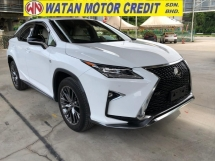 2016 LEXUS RX 200T F SPORT JAPAN SPEC NO HIDDEN CHARGES